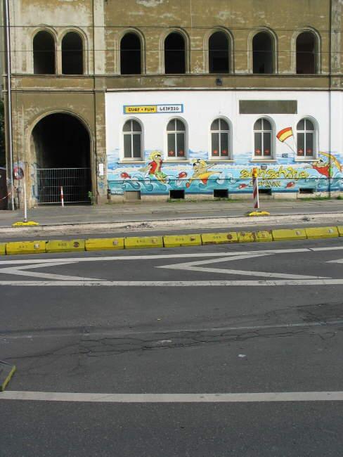 Funkenburg, Mai 2005