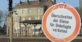 Verlassene Bahnhöfe 3