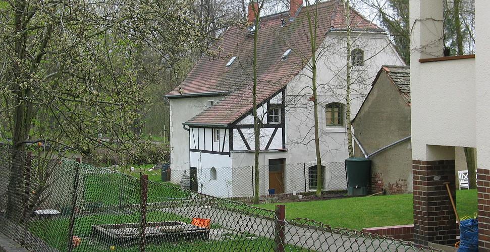 Körnerhaus und Körnerstein