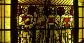Evangelisten im Spizz