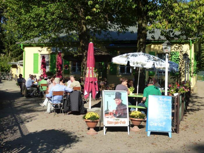 Waldluft-Freisitz