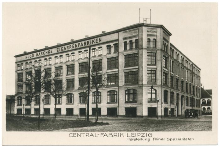 Haschkes Zigarrenfabrik