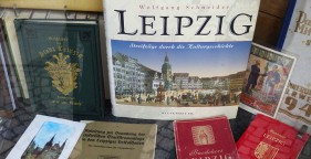 Leipzig in Büchern