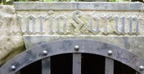 Der Marienbrunnen von Marienbrunn