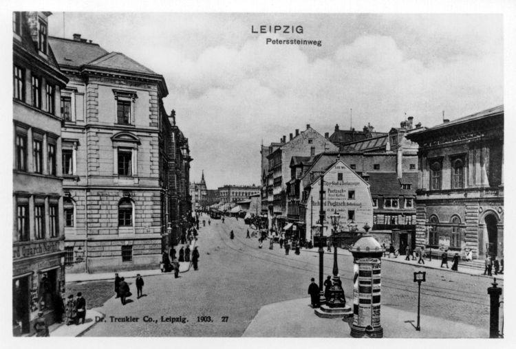 Cafe Lotter Leipzig