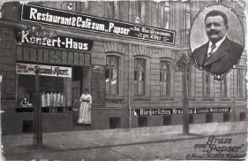 Papser, später Achtern Strom (Archiv Harald Stein, Wortblende)