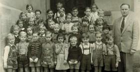 Klassenfoto aus den 1950ern