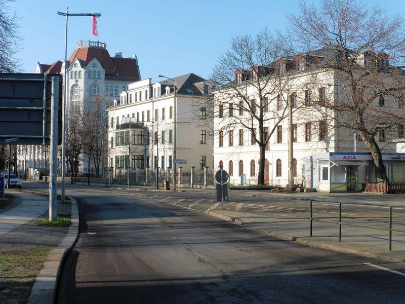 Dresdner Str Leipzig