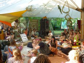 Ancient Trance Festival in Taucha 2014