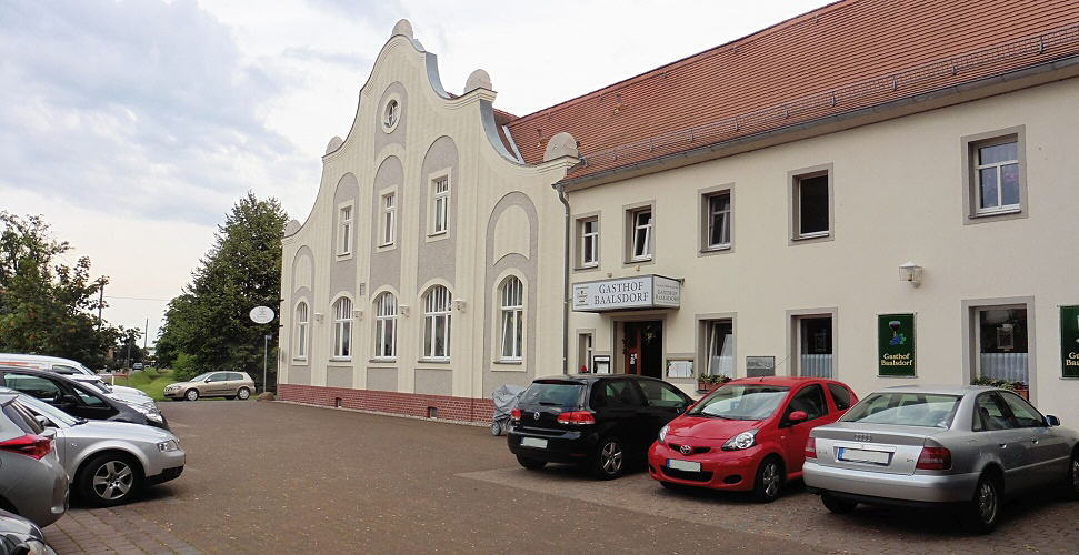 Im Gasthof Baalsdorf