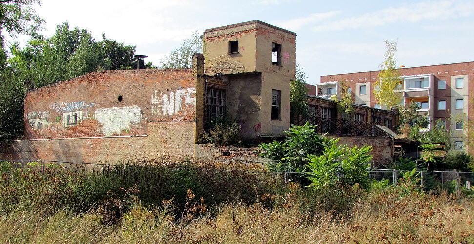 Volkmarsdorfer Ruinen, Teil 4