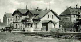 Alte Bahnhofsbilder