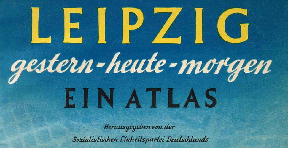 Der Leipzig-Atlas von 1946