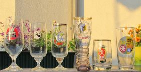 Leipziger Biergläser