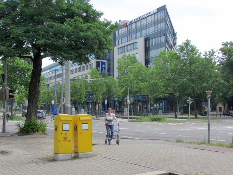 Ostplatz Leipzig geheimtipp leipzig ostplatz arkaden rechts hinten eingang zum