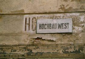 Buntgarnwerke, Hochbau West, 1990er Jahre