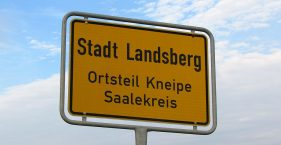 In Landsberg in der Kneipe