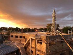 Blickfang Eiffelturm (Foto: UN)