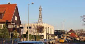 Leipzigs Eiffelturm