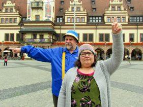 Da geht's lang - Cornelia Schnoy und Henner Kotte