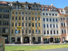 Bild 2a: Katharinenstraße, Zustand im März 2007