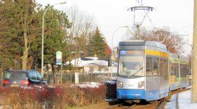 Nach der Straßenbahnreform