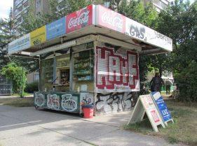 Der letzte DDR-Zeitungskiosk unserer Stadt
