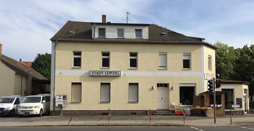 Gaststätte Stadt Leipzig