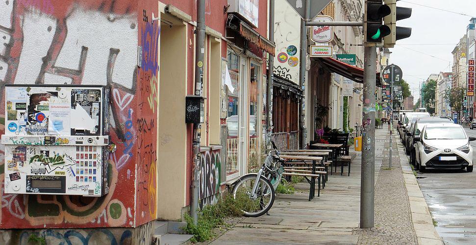 Kneipenrundgang Zschochersche Straße I